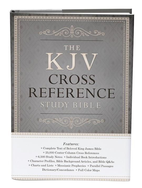 KJV Cross Reference Study Bible-Hardcover | SHOPtheWORD