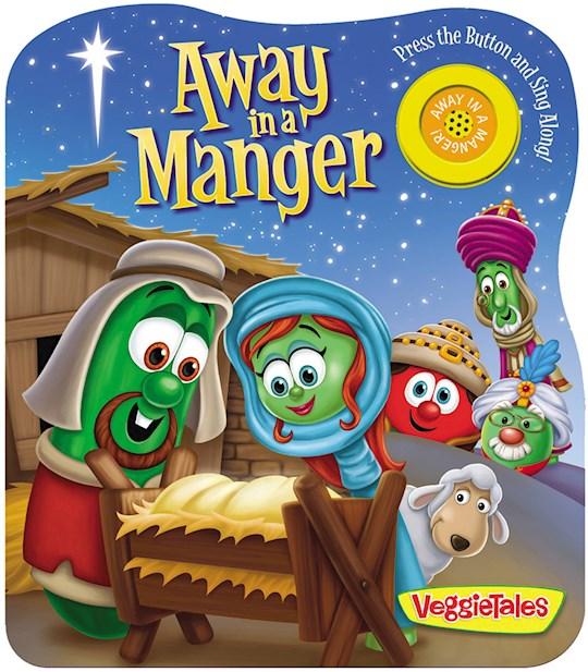 Veggie Tales: Away In A Manger by Tales Veggie | SHOPtheWORD
