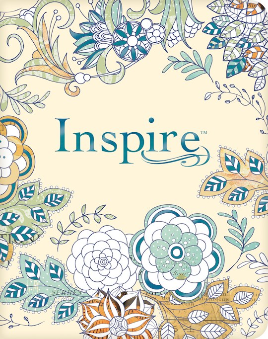 NLT Inspire Bible-Softcover | SHOPtheWORD