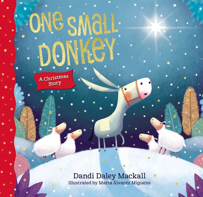 One Small Donkey by Dandi Daley Mackall | SHOPtheWORD