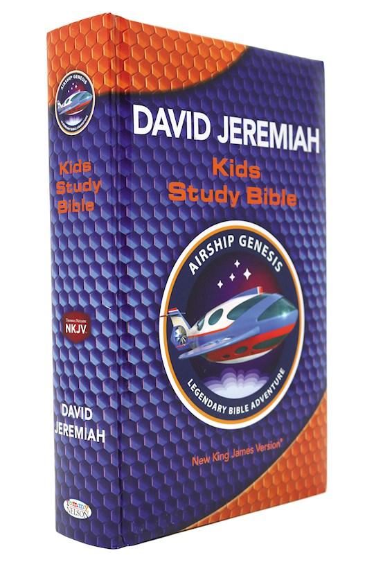 NKJV Airship Genesis Kids Study Bible (David Jeremiah)-Hardcover   SHOPtheWORD