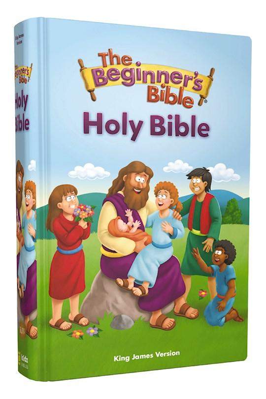 KJV Beginner's Bible Holy Bible (Full Color)-Hardcover | SHOPtheWORD