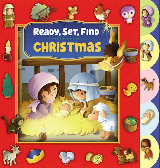Ready, Set, Find Christmas by Christmas | SHOPtheWORD