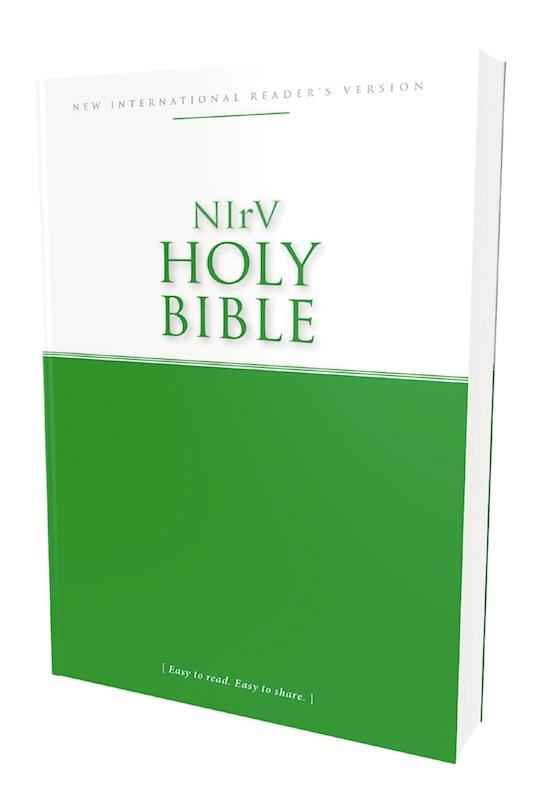 NIrV Economy Bible-Softcover | SHOPtheWORD