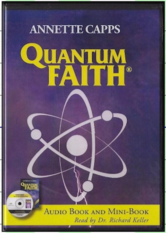 Audiobook-Audio CD-Quantum Faith w/Mini Book by Annette Capps   SHOPtheWORD