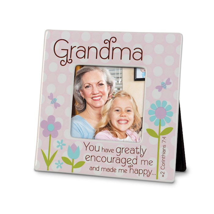 Photo Frame-Grandma (#17342) | SHOPtheWORD