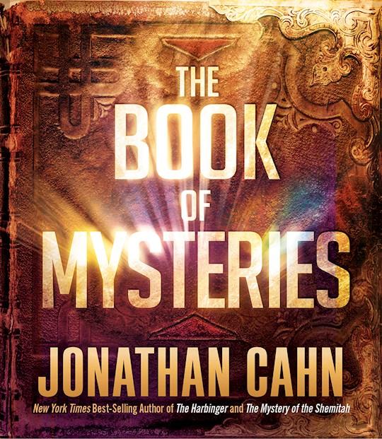 Audiobook-Audio CD-Book Of Mysteries (Unabridged) (MP3) by Jonathan Cahn | SHOPtheWORD