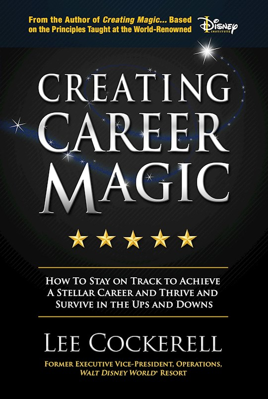 Career Magic by Lee Cockerell | SHOPtheWORD