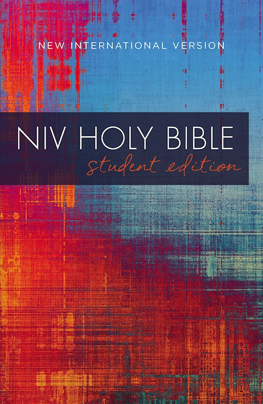 NIV Outreach Bible: Student Edition-Softcover    SHOPtheWORD