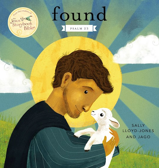 Found: Psalm 23 by Sally Lloyd-Jones   SHOPtheWORD