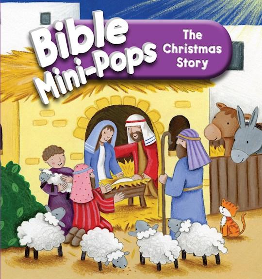 Christmas Story (Bible Mini-Pops) by Karen Williamson | SHOPtheWORD