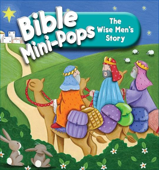 Wise Men's Story (Bible Mini-Pops) by Karen Williamson   SHOPtheWORD