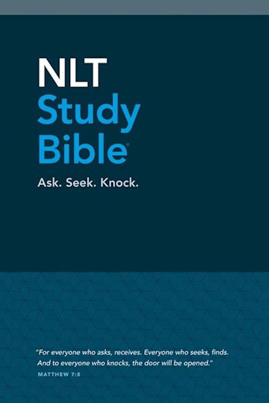 NLT Study Bible-Hardcover | SHOPtheWORD