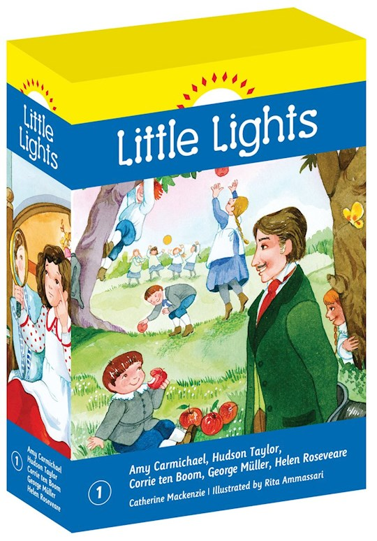 Little Lights Box Set 1 (5 Books) by Catherin Mackenzie | SHOPtheWORD