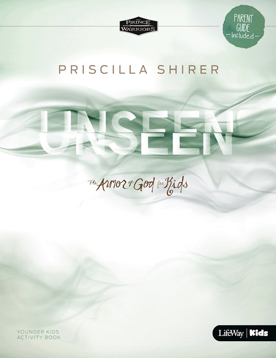 Unseen: The Armor Of God For Kids Younger Kids Activity Book by Priscilla Shirer | SHOPtheWORD