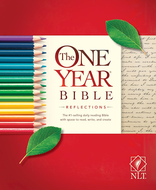 NLT One Year Bible Reflections Edition-Softcover | SHOPtheWORD