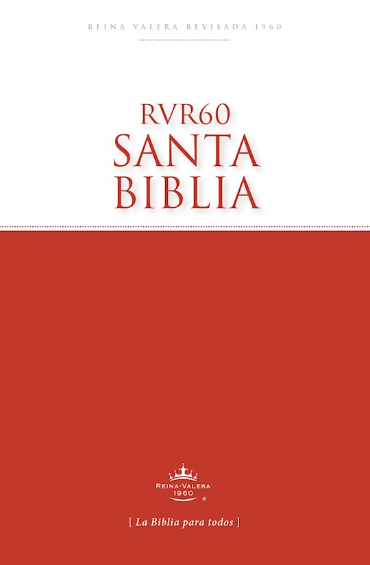 Span-RVR 1960 Holy Bible-Economy Edition-Softcover | SHOPtheWORD