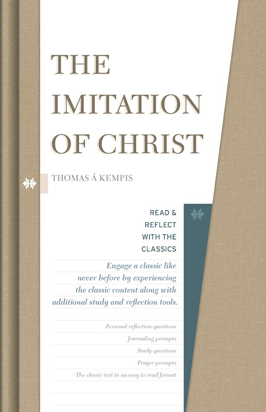 Imitation Of Christ by Thomas A Kempis | SHOPtheWORD