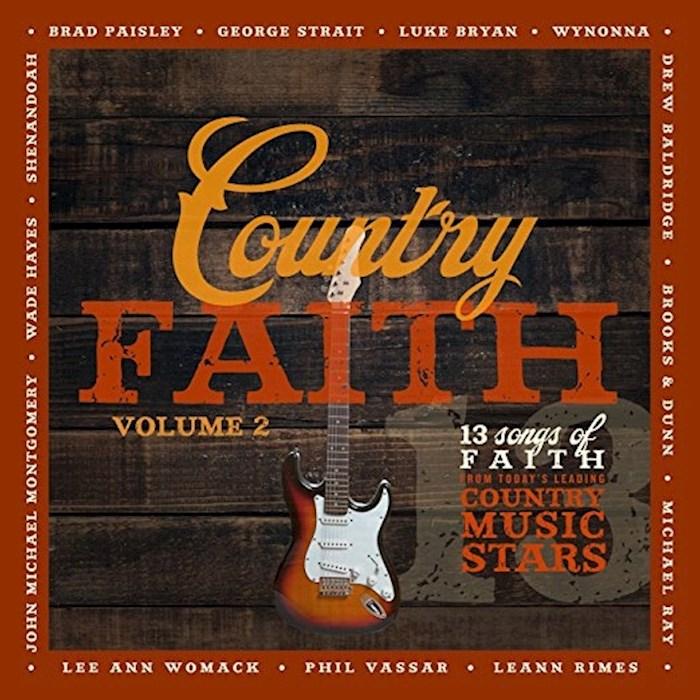 Audio CD-Country Faith V2    SHOPtheWORD