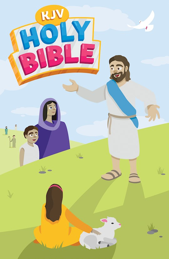 KJV Kids Outreach Bible-Softcover | SHOPtheWORD