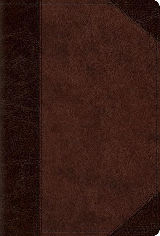 ESV Devotional Psalter-Brown/Walnut Portfolio Design TruTone   SHOPtheWORD