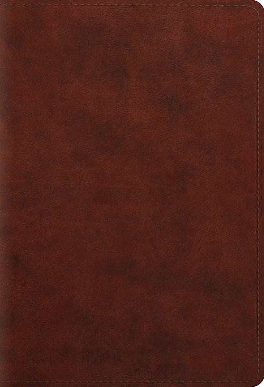 ESV Student Study Bible-Chestnut TruTone | SHOPtheWORD