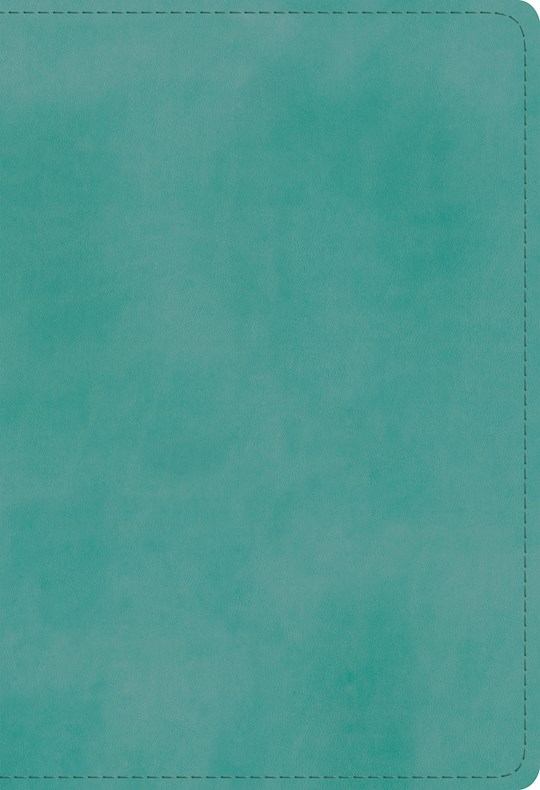 ESV Student Study Bible-Turquoise TruTone | SHOPtheWORD