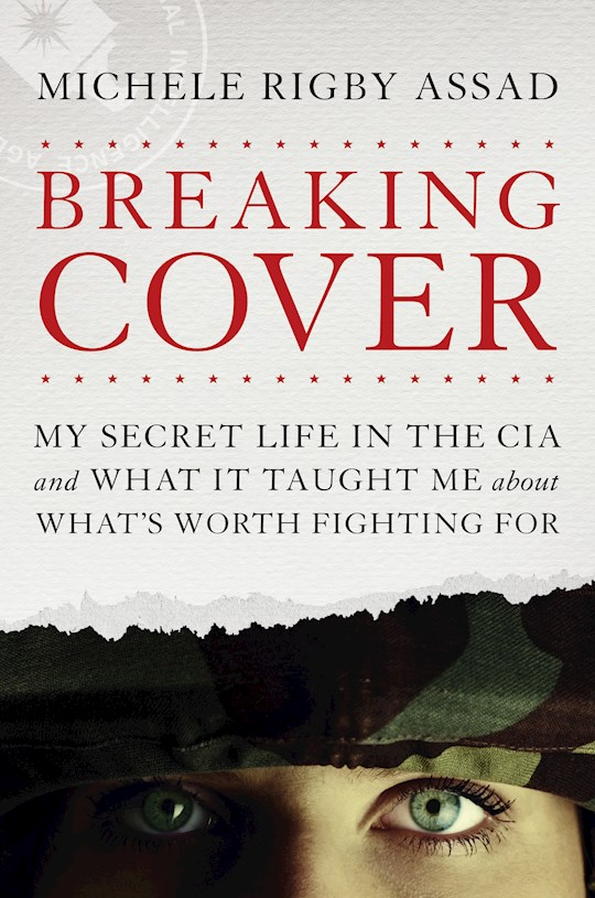 Breaking Cover-Hardcover by Michele Rigb Assad   SHOPtheWORD