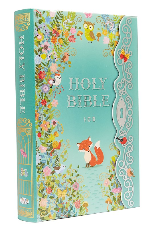 ICB Blessed Garden Bible-Hardcover | SHOPtheWORD