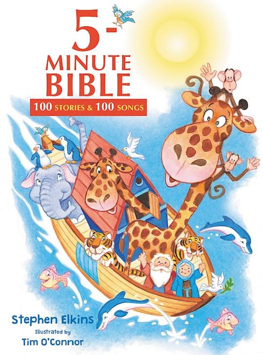 5-Minute Bible by Stephen Elkins | SHOPtheWORD