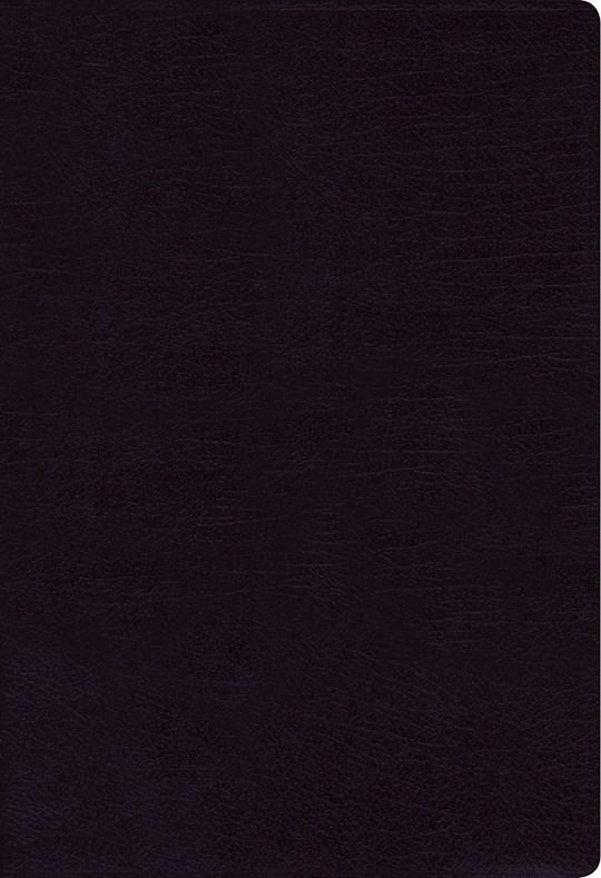 NKJV Cultural Backgrounds Study Bible-Black Bonded Leather Indexed   SHOPtheWORD