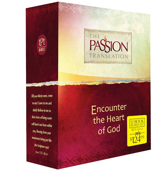The Passion Translation 12-In-1 Collection  | SHOPtheWORD