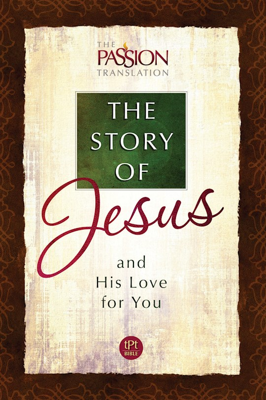 The Story Of Jesus And His Love For You-Softcover  | SHOPtheWORD