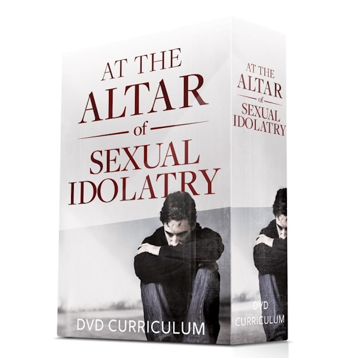 At The Altar Of Sexual Idolatry DVD Curriculum by Steve Gallagher | SHOPtheWORD