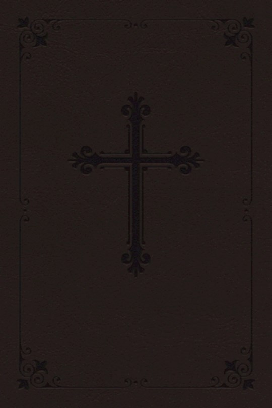 NIV Compact Bible-Brown LeatherSoft | SHOPtheWORD