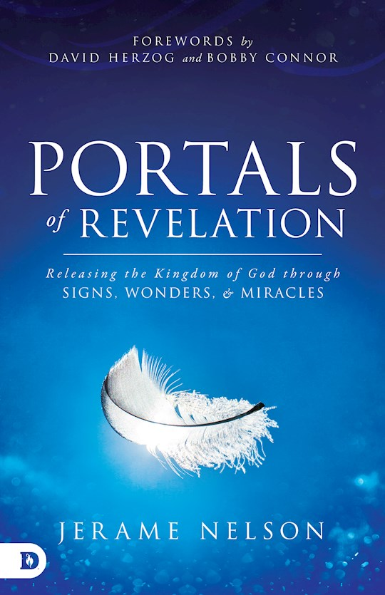 Portals Of Revelation by Jerame Nelson | SHOPtheWORD