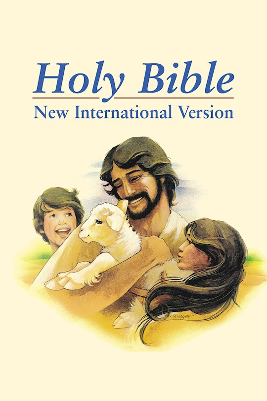 NIV Children's Bible-Hardcover | SHOPtheWORD