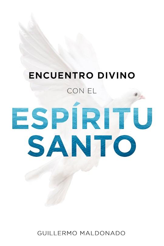 Span-Divine Encounter With The Holy Spirit by Guillermo Maldonado   SHOPtheWORD