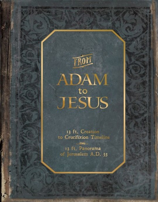 From Adam To Jesus by Books Attic | SHOPtheWORD