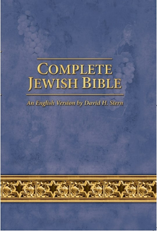 Complete Jewish Bible (Updated)-Softcover | SHOPtheWORD