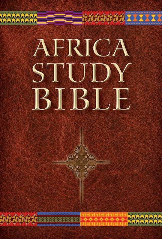 NLT Africa Study Bible-Hardcover | SHOPtheWORD