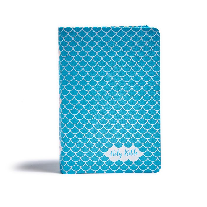 KJV Kids Bible-Aqua LeatherTouch | SHOPtheWORD
