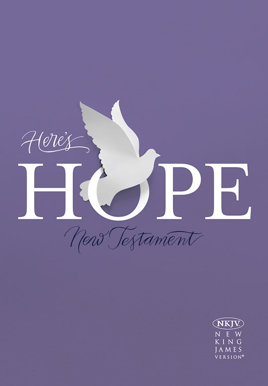 NKJV Here's Hope New Testament-Softcover | SHOPtheWORD