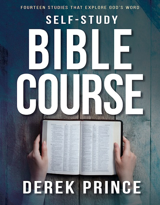 Self-Study Bible Course by Derek Prince | SHOPtheWORD