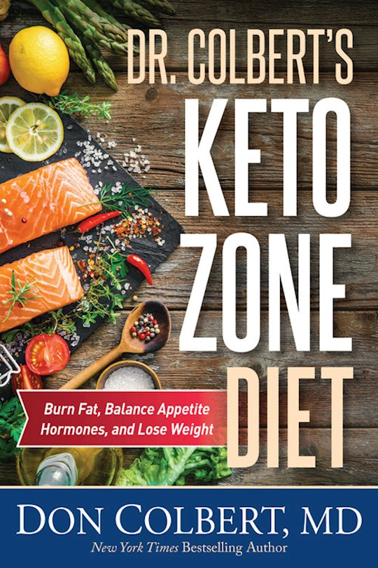 Dr. Colbert's Keto-Zone Diet by Don Colbert | SHOPtheWORD