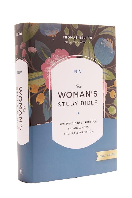 NIV Woman's Study Bible (Full-Color)-Hardcover | SHOPtheWORD