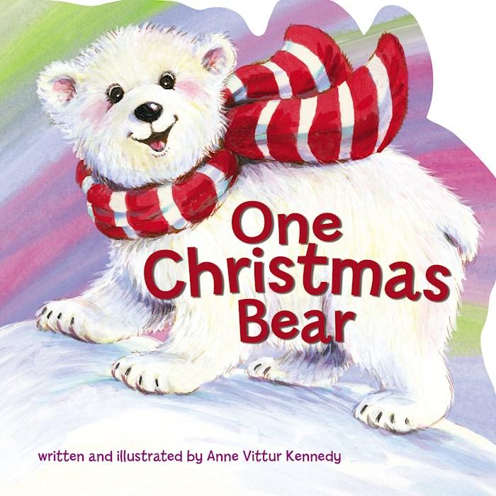 One Christmas Bear by Anne Vittur Kennedy | SHOPtheWORD