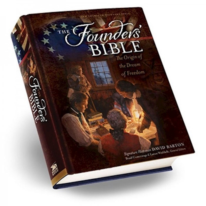 NAS Founders' Bible (2nd Edition)-Hardcover (PUB TEMP OUT OF STOCK=DEC 2021)   SHOPtheWORD