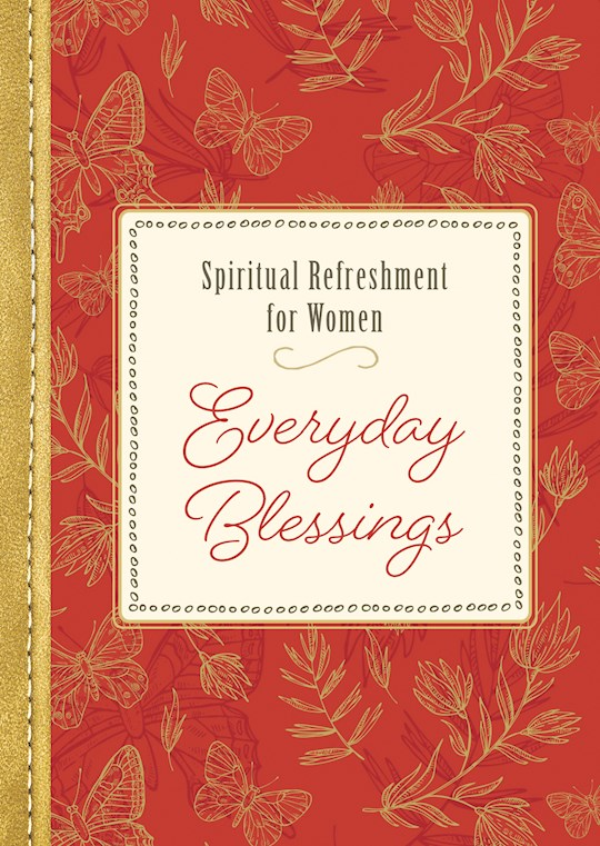 Everyday Blessings (Not Available-Out Of Print) by Barbour | SHOPtheWORD