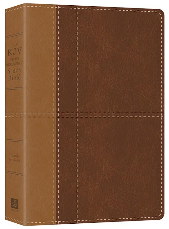 KJV Cross Reference Study Bible-Brown DiCarta Indexed   SHOPtheWORD